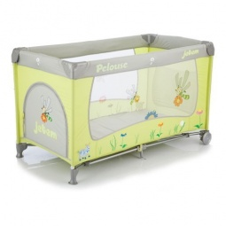 Купить Манеж-кровать JETEM Velouse C3