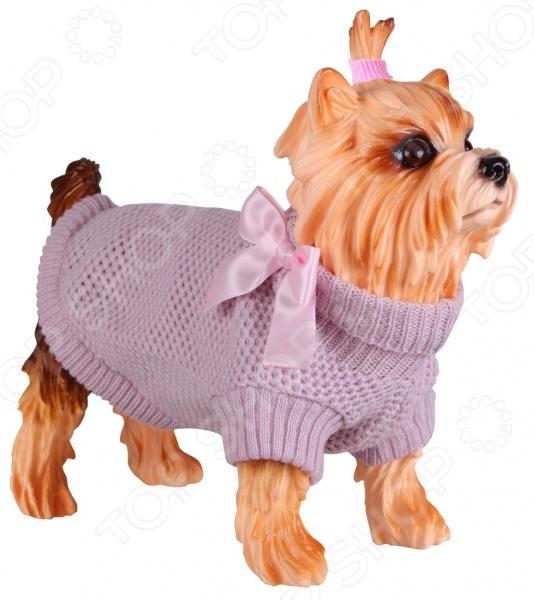 Свитер-попона для собак DEZZIE 563573 свитер для собак dezzie 562565