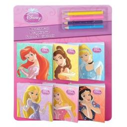 Купить Принцессы. Раскраски в кармашках (+ карандаши)