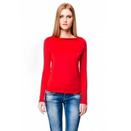 фото Кофта Mondigo 1464. Цвет: красный. Размер одежды: 46
