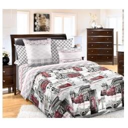 фото Комплект постельного белья Королевское Искушение «Лондон». Евро