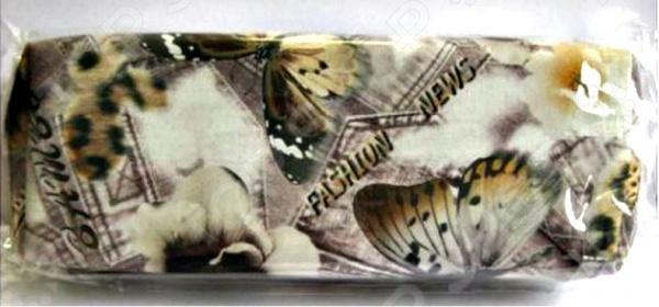 Пенал Beifa «Бабочки». В ассортименте