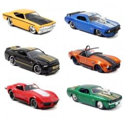 фото Модель автомобиля 1:64 Jada Toys 12006-W18. В ассортименте