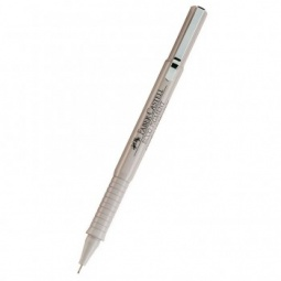 Купить Ручка капиллярная Faber-Castell Ecco Pigment