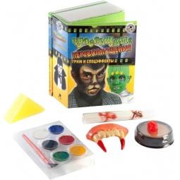 Купить Набор грима и спецэффектов Новый формат «Чудовищные перевоплощения»