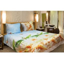 фото Комплект постельного белья Amore Mio Breeze. Mako-Satin. 1,5-спальный