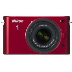 фото Фотокамера цифровая Nikon 1 J1 Kit 10-30mm VR