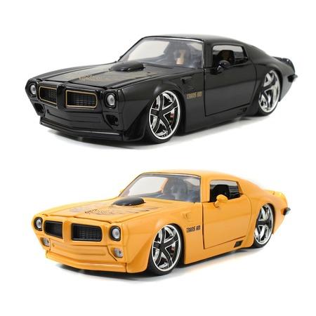 Купить Модель автомобиля Jada Toys 1972 Pontiac Firebird - Ribo 5. В ассортименте