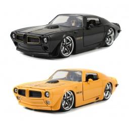 фото Модель автомобиля Jada Toys 1972 Pontiac Firebird - Ribo 5. В ассортименте