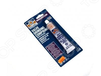 Паста для притирки клапанов универсальная Permatex PR-80036Другая автохимия<br>Паста для притирки клапанов универсальная Permatex PR-80036 предназначена для удаления удаляет с удаляет с поверхности клапанов и седел поверхностные дефекты, нагар, смолистые отложения и ржавчину. Также ее можно эффективно использовать для полировки хромированных поверхностей и протирки режущего инструмента.<br>