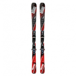 Купить Лыжи горные Elan Allmountain Series Morpheo 6 Red QT EL10.0 (2013-14)