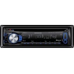 фото Автомагнитола Kenwood KDC-BT42U