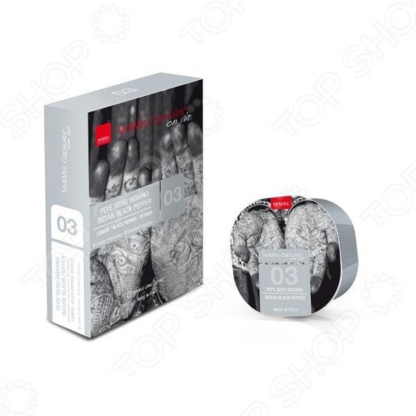 фото Арома капсулы для диффузора Mr&Mrs Fragrance Indian Black Pepper, Ароматизаторы воздуха