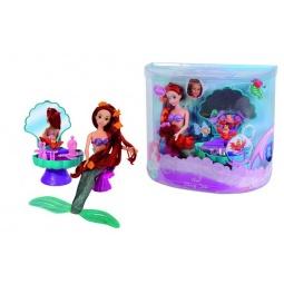 фото Набор игровой с куклой Simba «Ариэль и столик для украшений»
