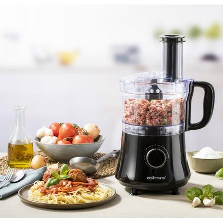 Купить Кухонный комбайн Delimano Multipractic 7 в 1