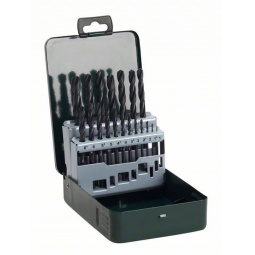 Купить Набор сверл по металлу Bosch 2607019435