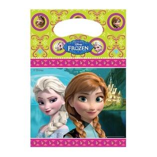 Купить Набор подарочных пакетов Procos 82503 «Холодное сердце». Количество: 6 предметов