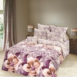 фото Комплект постельного белья Романтика «Энигма». 1,5-спальный