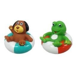 фото Набор игрушек для ребенка Жирафики «Щенок и Лягушка»