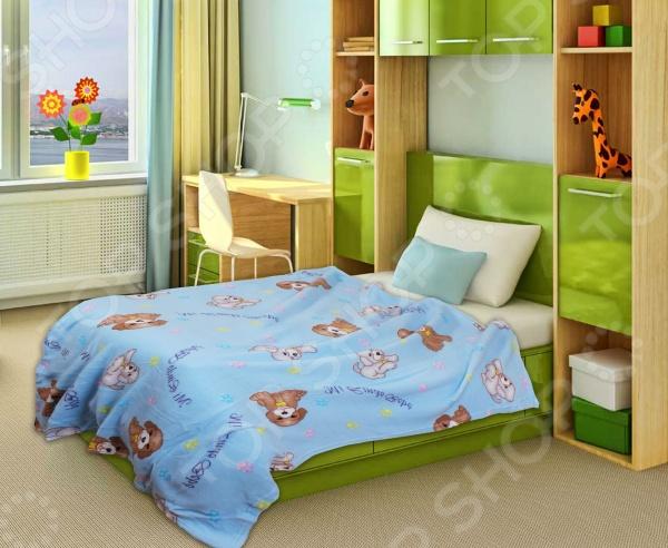 Плед Amore Mio SimpleДетские пледы и покрывала<br>Плед Amore Mio Simple прекрасно дополнит ваш диван или детскую кровать. Он очень мягкий и приятный на ощупь, поэтому станет хорошей альтернативой легкому одеялу. Плед выполнен из микрофибры, обладающей обширным списком достоинств. Материал практически не мнется, не требует особого ухода, не линяет и не выцветает. При этом ткань не оставляет волокон даже после интенсивного использования. Микрофибра хорошо впитывает влагу, однако жидкость не проникает внутрь волокна. В результате влага не задерживается внутри материала. Плед быстро высыхает после стирки.<br>