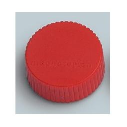 фото Набор магнитов Magnetoplan Magnum. Цвет: красный