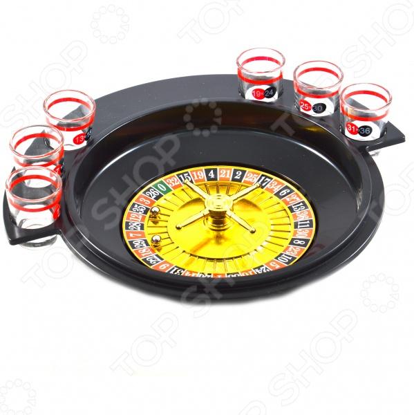 Настольная игра Рулетка алкогольная
