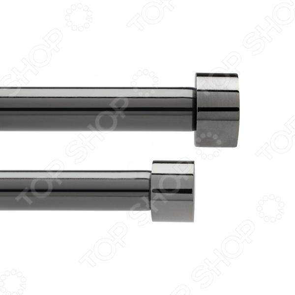 все цены на  Карниз двойной телескопический Umbra Cappa  в интернете
