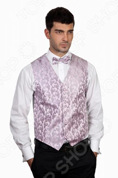 Жилет Mondigo 20625. Цвет: бледно-розовый