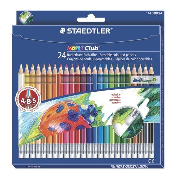 фото Набор цветных карандашей Staedtler 14450NC24