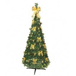 фото Ель искусственная на подставке Star Trading 603-91 Pull Up Tree