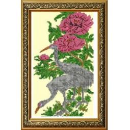 Купить Набор для вышивания бисером Светлица «Птицы»