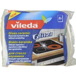 фото Губка для стеклокерамики Vileda