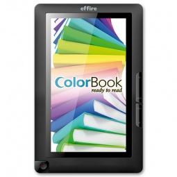 фото Книга электронная Effire ColorBook TR73S. Цвет: черный