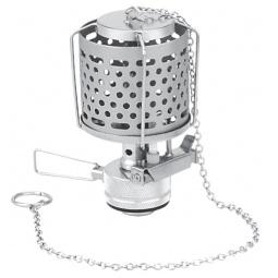 фото Лампа туристическая с металлическим плафоном и пьезоподжигом Tramp TRG-014