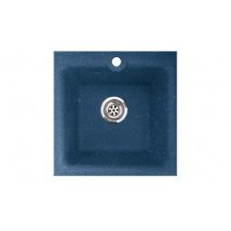 Купить Мойка кухонная GranFest Practic GF-P420. Цвет: синий