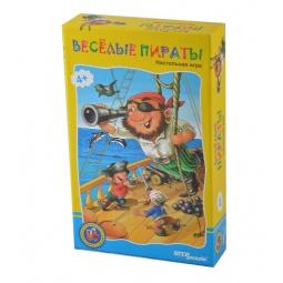 Купить Игра дорожная Step Puzzle Веселые пираты