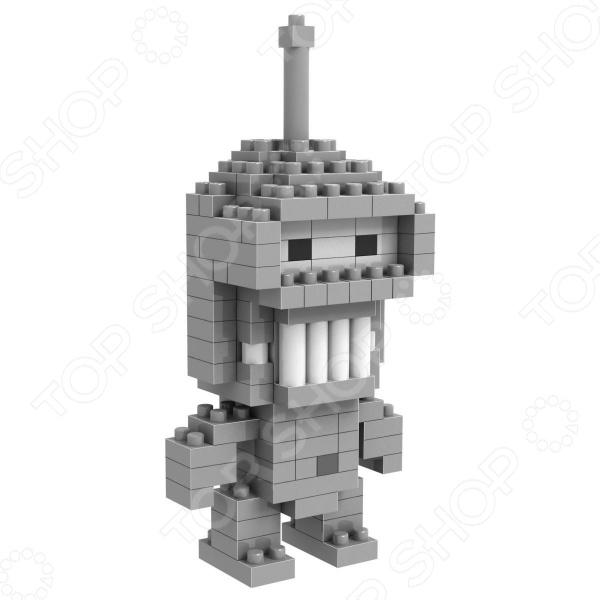 Конструктор-игрушка Loz «Робот Бендер» Конструктор-игрушка Loz 9310 «Робот Бендер» /