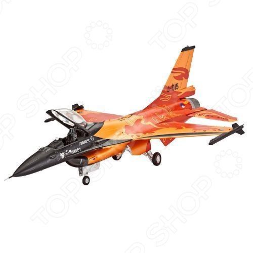 Сборная модель истребителя Revell F-16 Mlu