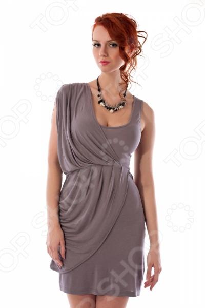 Платье Mondigo 8611. Цвет: карамельный