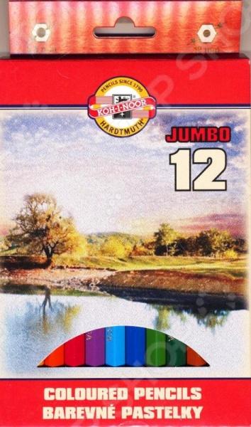 Набор карандашей цветных Koh-I-Noor 3372/12