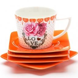 Купить Чайный набор Loraine LR-24698