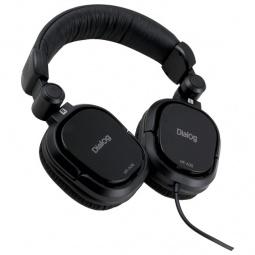 фото Наушники мониторные Dialog HP-A35. Цвет: черный