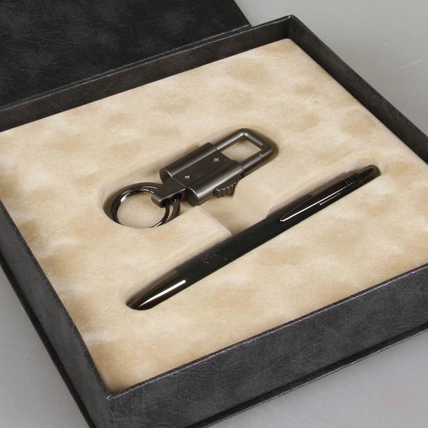 фото Набор: брелок-замок на пояс и ручка Mr.Forsage 801-036