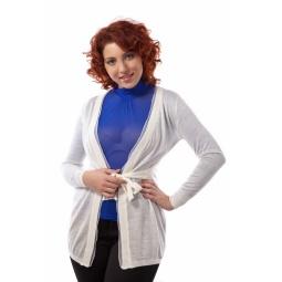 фото Кардиган Mondigo XL 9825. Цвет: молочный. Размер одежды: 50