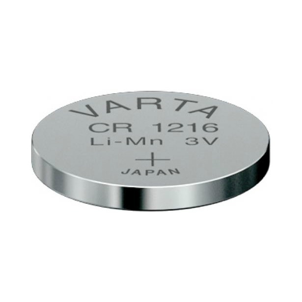 фото Элемент питания VARTA Electronics CR 1216