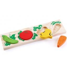 Купить Рамка-вкладыш Томик «Овощи»