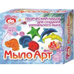 Купить Набор для мыловарения ДЕТИ АРТ «Море»