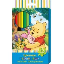 Купить Набор цветных карандашей Disney «Винни»