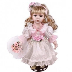 фото Кукла декоративная Shantou Gepai «Лина»