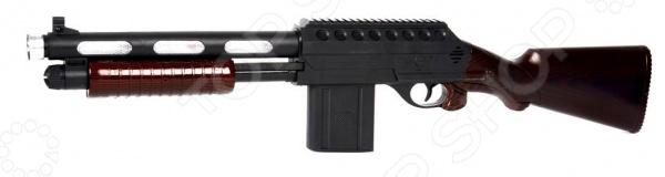 Оружие игрушечное Zhorya «Помповое ружье. Генерал Войнушкин» Х76124